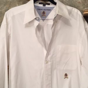 Tommy Hilfiger button down collared Dress shirt